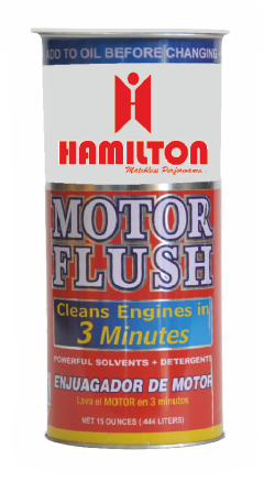 HAMILTON OIL TREATMENT