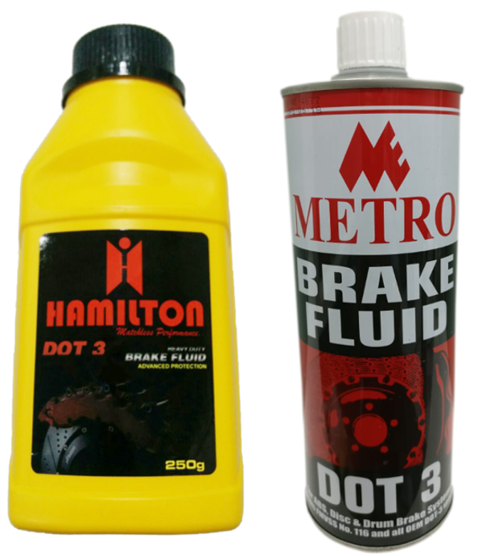 HAMILTON BRAKE AND CLUTCH FLUID